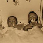 Mit meinem Bruder Uli - Together with my brother Uli